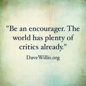 be-an-encourager